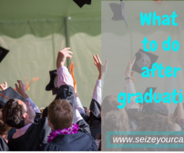What to do after graduation from university