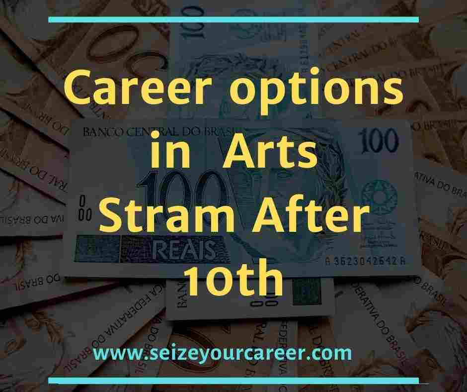 Top 30 Courses in Arts stream after 10th