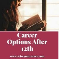 Career after 12th |A girl reading book