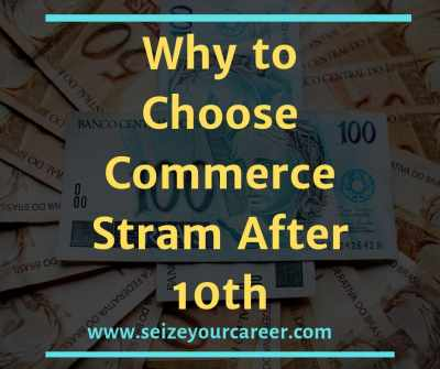 Importance of commerce stream