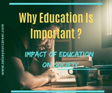 Why Education is Important | Impact on Society