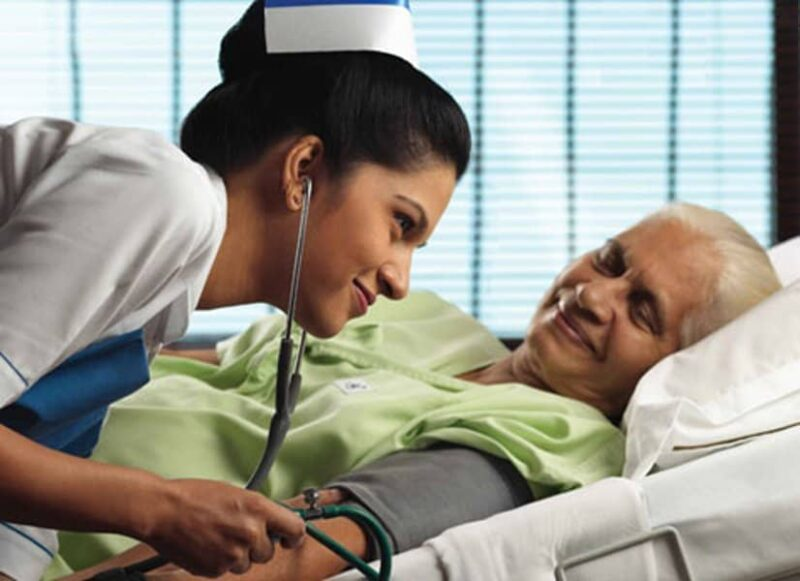 Nursing courses after 10th and 12th